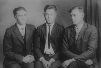 Swinton Brothers 1903-1993 (Photo Circa 1928)