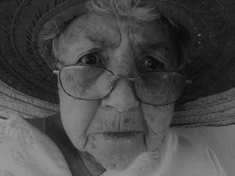 Piper Hamelin 1900-1993 (Photo Circa 1987)