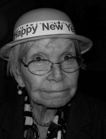 Mavis Blucher 1908-2000 (Photo 1993)