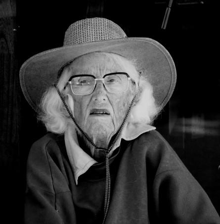 Penny Henderson 1910-2000 (Photo 1998)
