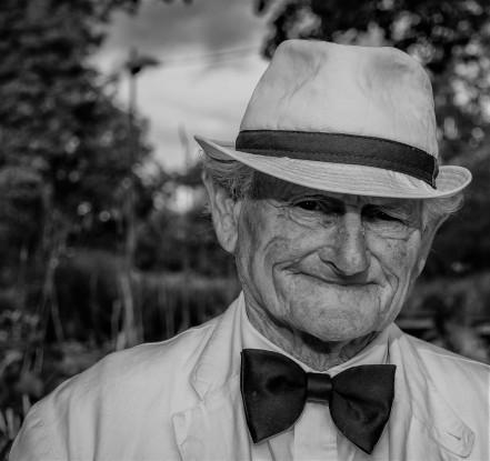 Jackson Sprigs 1910-2004 (Photo 2000)
