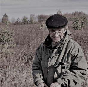 Pete Phifer 1914-2005 (Photo 1989)